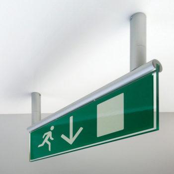 Shopkit signslot salida de emergencia