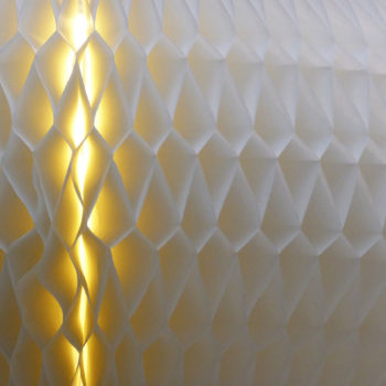 Honeycomb detalle